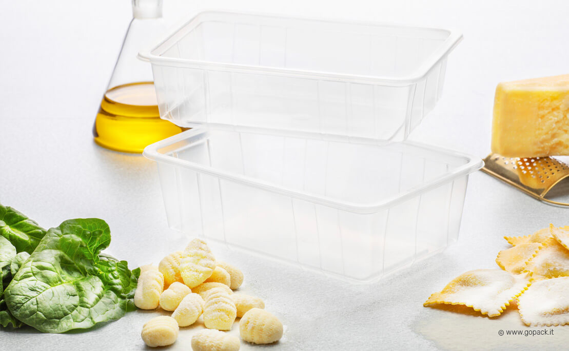 vaschette alimenti barriera evoh